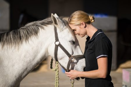 How the 'Intention of YOUR Attention' Helps Your Horse